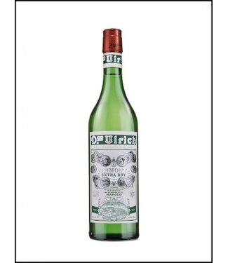 Ulrich Ulrich Extra Dry Vermouth 0,75 ltr 18%
