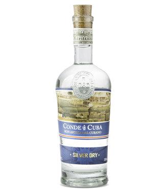Conde De Cuba Conde De Cuba Silver Dry 0,70 ltr 38%