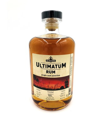 Ultimatum Ultimatum T.D.L. 25 Years Old 1991 0,70 ltr 46%