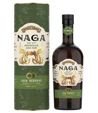 Naga Naga Batavia Arrack Double Cask Aged Java Reserve 0,70 ltr 40%