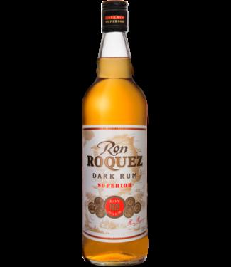 Roquez Roquez Dark Rum 1,00 ltr 37,5%