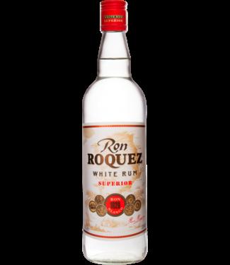 Roquez Roquez White Rum 1,00 ltr 37,5%