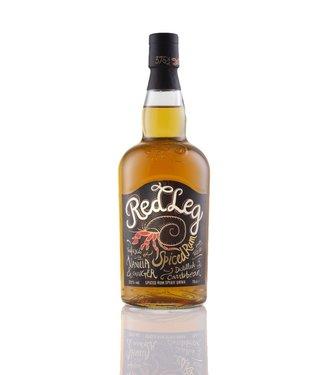 Redleg Redleg Spiced Rum 0,70 ltr 37,5%