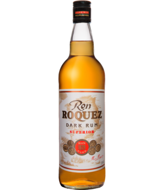 Roquez Roquez Dark Rum 0,70 ltr 37,5%