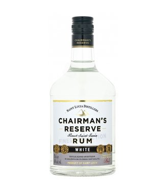 Chairman's Reserve Chairman's Reserve White Rum 0,70 ltr 43%