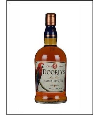 Doorly's Doorly's Barbados 5 Years Old 0,70 ltr 40%