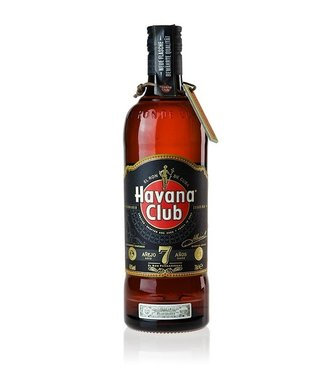 Havana Club Havana Club 7 Years Old 0,70 ltr 40%