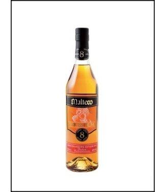 Malteco Malteco Spices And Rum 8 Anos 0,70 ltr 40%