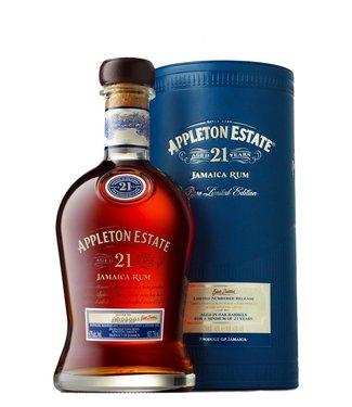 Appleton Estate Appleton Estate 21 Years Old 0,70 ltr 43%
