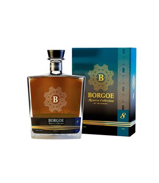 Borgoe Borgoe Grand Reserve 8 Years Old 0,70 ltr 40%