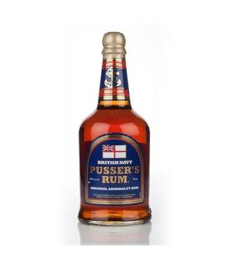 Pusser's Pusser's Rum Blue Label 0,70 ltr 40%