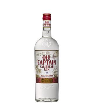 Old Captain Old Captain Rum Wit 1,00 ltr 37,5%