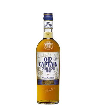 Old Captain Old Captain Rum Bruin 0,70 ltr 37,5%