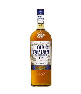 Old Captain Old Captain Rum Bruin 1,00 ltr 37,5%