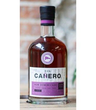 Canero Ron Canero 12 Cream Sherry Finish 0,70 ltr 40%