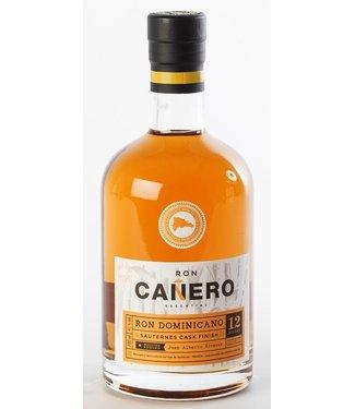 Canero Ron Canero 12 Sauternes Finish 0,70 ltr 41%