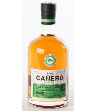 Canero Ron Canero 12 Malt Whisky Finish 0,70 ltr 43%