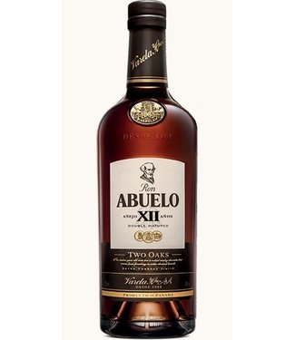 Abuelo Abuelo Xii Two Oaks Double Matured 0,70 ltr 40%