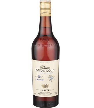 Barbancourt Barbancourt 8 Years Old 0,70 ltr 43%