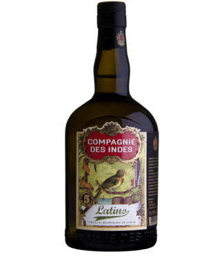 Compagnie Des Indes Compagnie Des Indes Latino 5 Years Old 0,70 ltr 40%