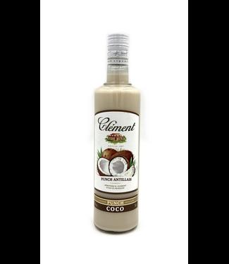 Clement Clement Punch Antillais Coco 0,70 ltr 18%