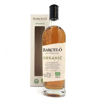Barcelo Barcelo Organic 0,70 ltr 37,5%