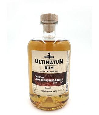 Ultimatum Ultimatum Rum Ladyburn Finish 0,70 ltr 40,2%