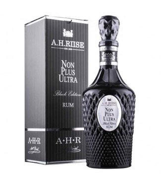 A.H. Riise A.H. Riise Non Plus Ultra Black Edition Rum 0,70 ltr 42%