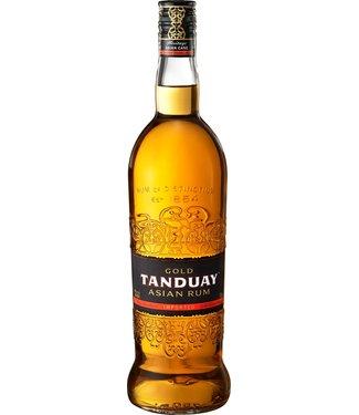 Tanduay Tanduay Asian Rum Gold 0,70 ltr 40%
