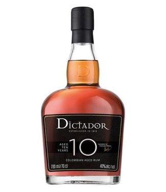 Dictador Dictador 10 Years Old 0,70 ltr 40%