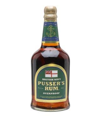 Pusser's Pusser's Overproof Rum 0,70 ltr 37,5%