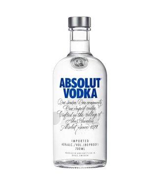 Absolut Vodka Absolut Blauw 0,35 ltr 40%