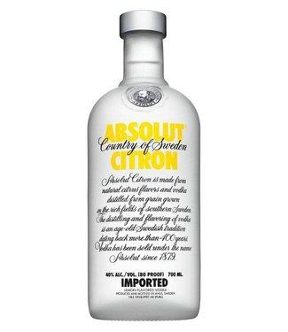 Absolut Absolut Vodka Citron 0,70 ltr 40%