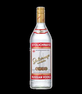 Stolichnaya Stolichnaya Vodka 1,00 ltr 40%