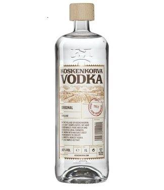 Koskenkorva Koskenkorva Vodka 1,00 ltr 40%
