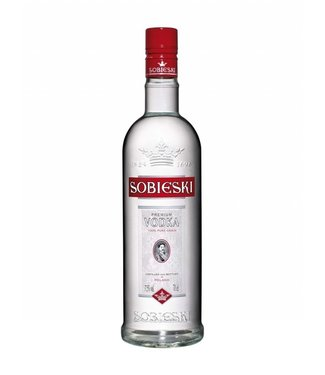Sobieski Sobieski Vodka 1,00 ltr 37,5%