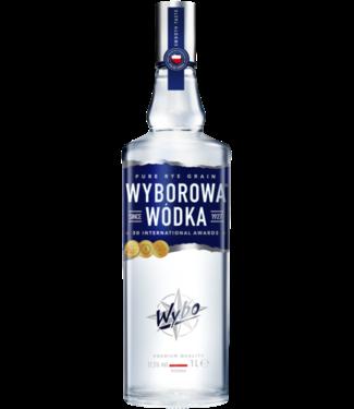 Wyborowa Wyborowa 1,00 ltr 37,5%