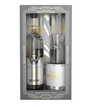 Beluga Beluga Vodka Giftpack 0,70 ltr 40%