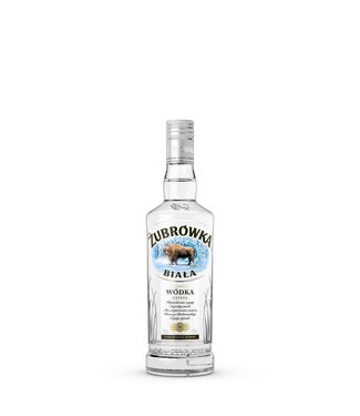Zubrowka Zubrowka Biala Vodka 0,50 ltr 40%