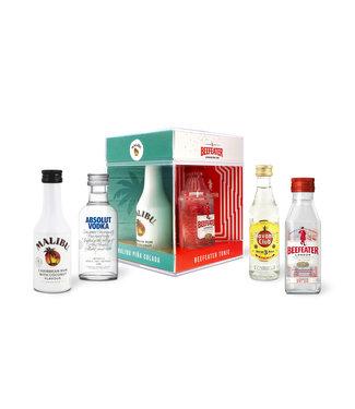 Miniset 4 x Mini Drinks 2 Mix 0,20 ltr 35,25%