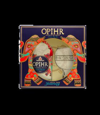 Opihr Opihr Oriental Spiced Gin Giftpack 0,70 ltr 42,5%