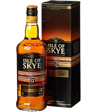 Isle Of Skye Isle Of Skye 12 Years Old 0,70 ltr 40%
