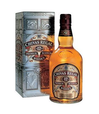 Chivas Regal Chivas Regal 12 Years Old 1,00 ltr 40%