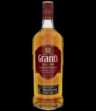 Grant's Grant's Triple Wood 1,00 ltr 40%