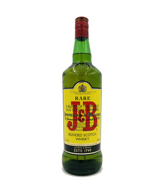 J & B J & B 1,00 ltr 40%