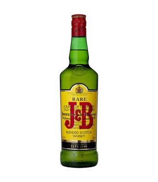 J & B J & B 0,70 ltr 40%