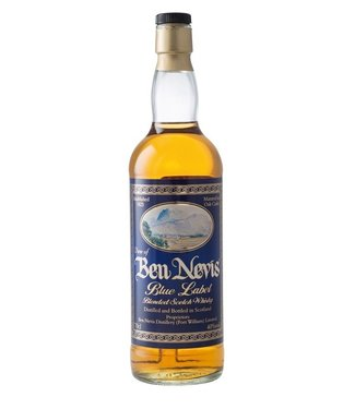 Ben Nevis Dew Of Ben Nevis Blue Label 0,70 ltr 40%