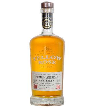 Yellow Rose Yellow Rose Premium American Whiskey 0,70 ltr 40%