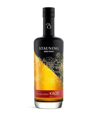 Stauning Stauning Kaos Danish Whisky Batch 2 2020 0,70 ltr 46%