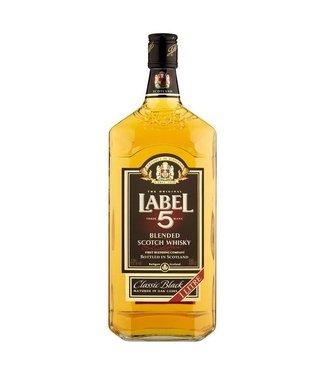 Label 5 Label 5 1,00 ltr 40%